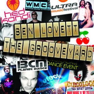 Ben Lovett - The Grooveyard (January 2012)