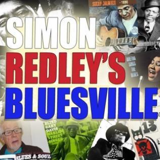 Simon Redleys Bluesville @bluesandsoul.com