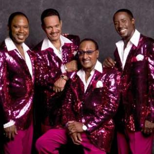 The Four Tops @bluesandsoul.com
