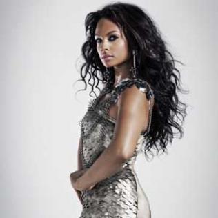 Alesha Dixon @bluesandsoul.com