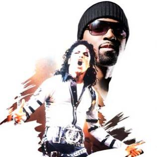 Michael Jackson & Teddy Riley @bluesandsoul.com