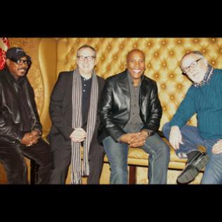 Fourplay (L-R) Harvey Mason, Chuck Loeb, Nathan East &  Bob James.jpg