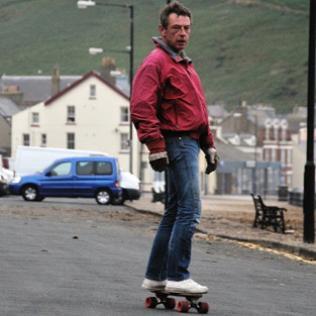 Andy Kerhsaw @bluesandsoul.com (skateboarding on the Isle of Man)