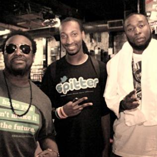 Phonte, B&S' Christopher Daniel and 9th Wonder shoot the breeze @bluesandsoul.com