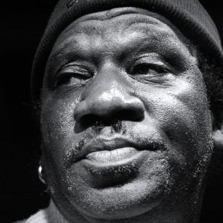Mud Morganfield Photo copyright: Simon Redley