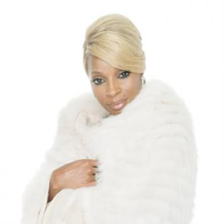Mary J. Blige @bluesandsoul.com