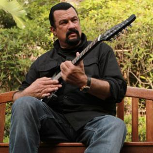 Steven Seagal @bluesandsoul.com