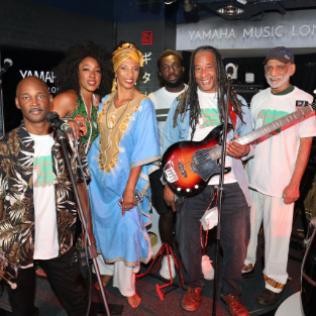 Osibisa Blues & Soul interview