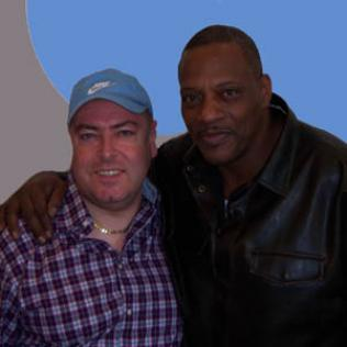 Alexander O'Neal & B&S' Pete Lewis