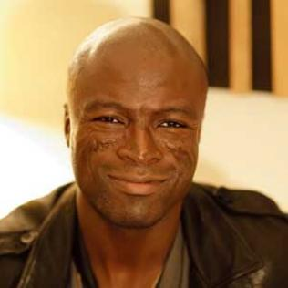Seal talks to Blues and Soul - November 2008