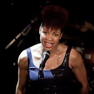 N'Dambi: Jazz Cafe 31/03/10 copyright@bluesandsoul.com