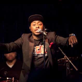Raheem DeVaughn: Jazz Cafe 30/09/10 copyright@bluesandsoul.com