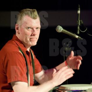 Snowboy and the Latin Section @STAND! Fairfield Halls, Croydon19/05/11