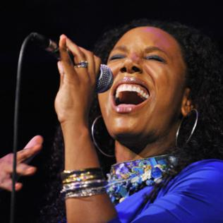 Adriana Evans - Jazz Cafe 24/06/11 @bluesandsoul.com