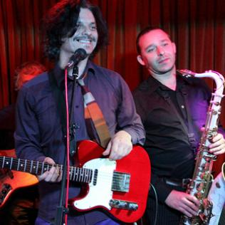 The Soul Immigrants @Boisdale 23/07/11