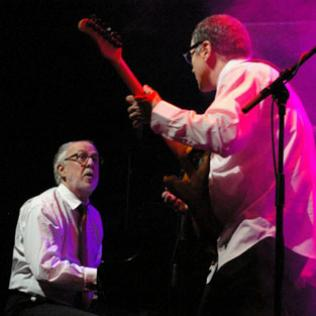 Bob James and Charles Loeb - Fourplay: The Clapham Grand, London 10/11/11