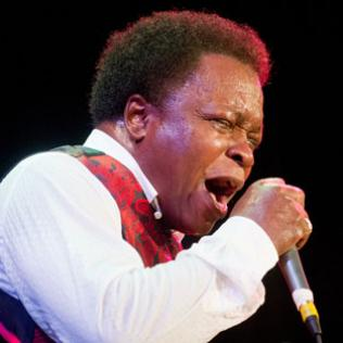 Lee Fields and The Expressions: Islington Town Hall 3/4/12