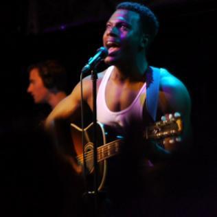 Josh Osho; Jazz Cafe 25/6/12
