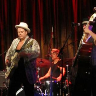 Congo Faith Healers: Hippodrome, London 4/11/12