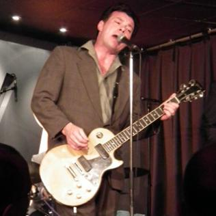 The James Hunter Six: The Hideaway 15/11/12 (pt The London Jazz Festival)