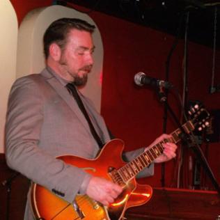 The New Mastersounds - Eddie Roberts: 100 Club, London 4/11/12 @bluesandsoul.com