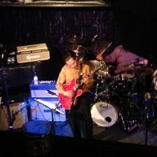 Shuggie Otis: Jazz Café, London 21/11/12 @bluesandsoul.com