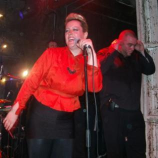 Alice Russell: XOYO, Shoreditch, London 5/12/12 @bluesandsoul.com