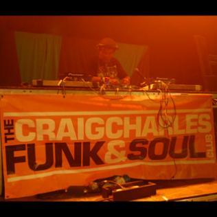 Standon Calling: The Craig Charles Funk & Soul Club 4/8/13