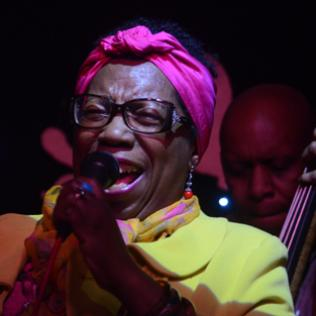 Carmen: Toulouse Lautrec Jazz Jam - Kennington, London 31/3/14