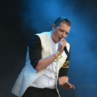 John Newman - Glastonbury 2014 @bluesandsoul.com