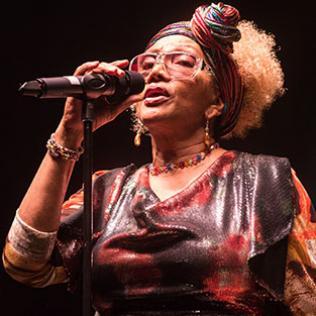 Marcia Griffiths & Friends: Shepherd's Bush Empire 28/8/15 @bluesandsoul.com