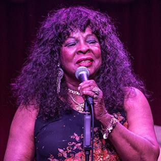 Martha Reeves and the Vandellas: Brooklyn Bowl, London 3/9/15