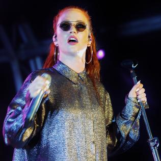 Jess Glynne. Photo copyright: Simon Redley