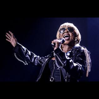 Mary J. Blige: O2, London 28/10/16