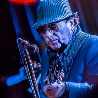 Van Morrison - Bluesfest: O2, London 30/10/16