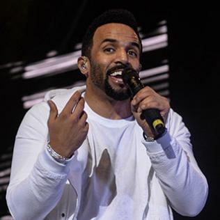 Craig David: O2, London 26/3/17 @bluesandsoul.com
