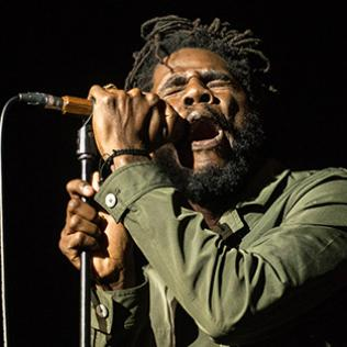 Chronixx: Brixton Academy, London 28/5/17 @bluesandsoul.com