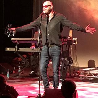 The Christians: The Anval, Basingstoke 12/5/17 @bluesandsoul.com