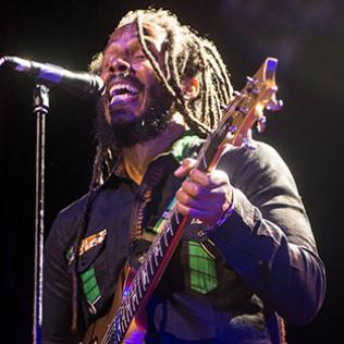 Ziggy Marley - Jamaica House: Indigo2 at the o2, London 11/8/17 @bluesandsoul.com