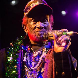 Lee 'Scratch' Perry: KOKO, London 26/3/18 @bluesandsoul.com