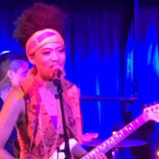 Judith Hill: Pizza Express Holborn 19/07/18 @bluesandsoul.com