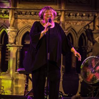 Mavis Staples: Union Chapel, London 9/7/18 @bluesandsoul.com