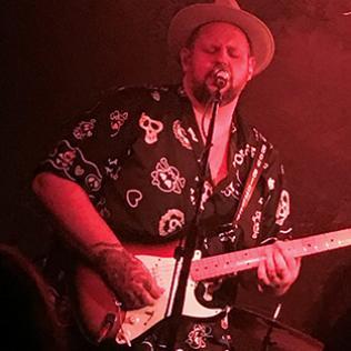 Big Boy Bloater: Black Heart, Camden, London 19/9/18 @bluesandsoul.com PHOTO: CHAZ BROOKS
