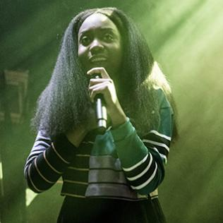 Noname: Shepherds Bush Empire, London 30/3/19 @bluesandsoul.com