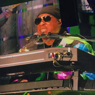 Steve Wonder's Song Party: Barclaycard BST Festival, Hyde Park, London 8/7/19