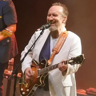 Men At Work (Colin Hay): Shepherd's Bush Empire 21/6/19 @bluesandsoul.com