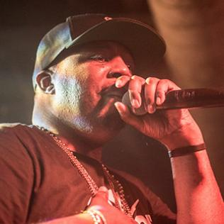 Erick Sermon: XOYO, London 11/8/19 @bluesansoul.com