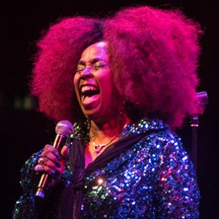 Betty Wright: Barbican Centre, London 21/7/19 @BluesandSoul.com