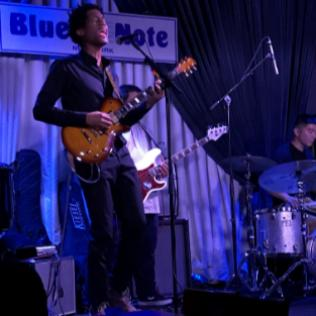 Ron Artis II: Blue Note, New York City 16/2/20 @bluesandsoul.com