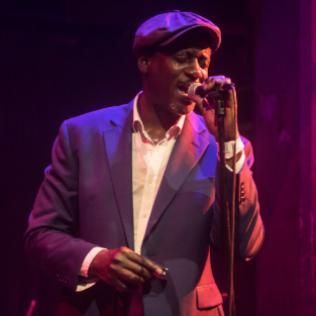 Errol Linton: Jazz Cafe, London 13/6/21 @bluesandsoul.com
